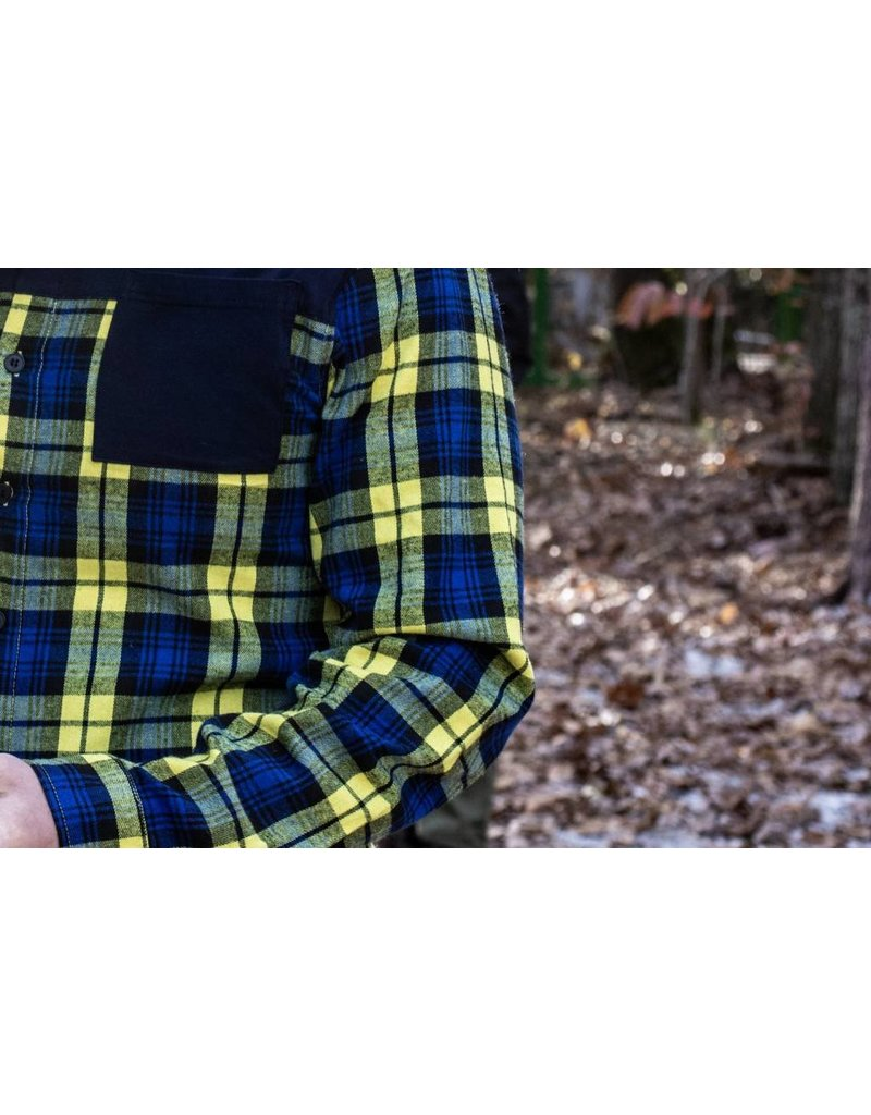 Handup  FlexTop Flannel - Yellow