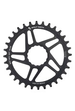Wolf Tooth Components  Direct Mount Chainrings for Race Face Cinch for Shimano 12spd Hyperglide+ Chain