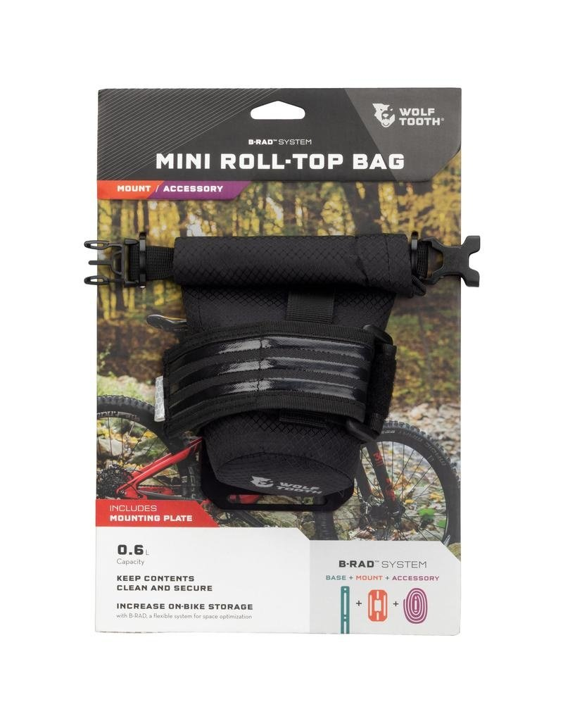 Wolf Tooth Components  B-RAD Mini Roll-Top Bag