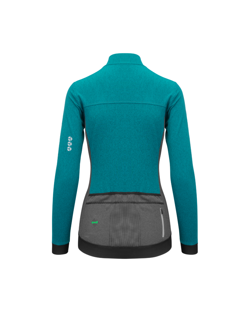 Quest  Jersey long sleeve – Magnetic Hipster Woman ♀