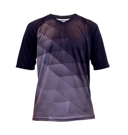 Handup  Short Sleeve Jersey - Black Prizm