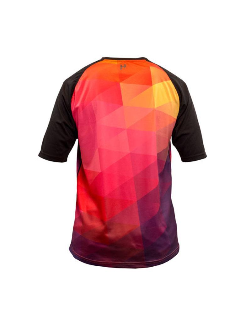 Handup  Short Sleeve Jersey - Pink Prizm