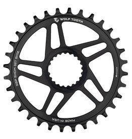 Wolf Tooth Components  Direct Mount Chainrings for Shimano Cranks for Shimano 12spd Hyperglide+ Chain