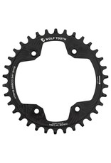 Wolf Tooth Components  96 mm BCD Chainrings for Shimano XTR M9000 and M9020 for Shimano 12spd Hyperglide+ Chain