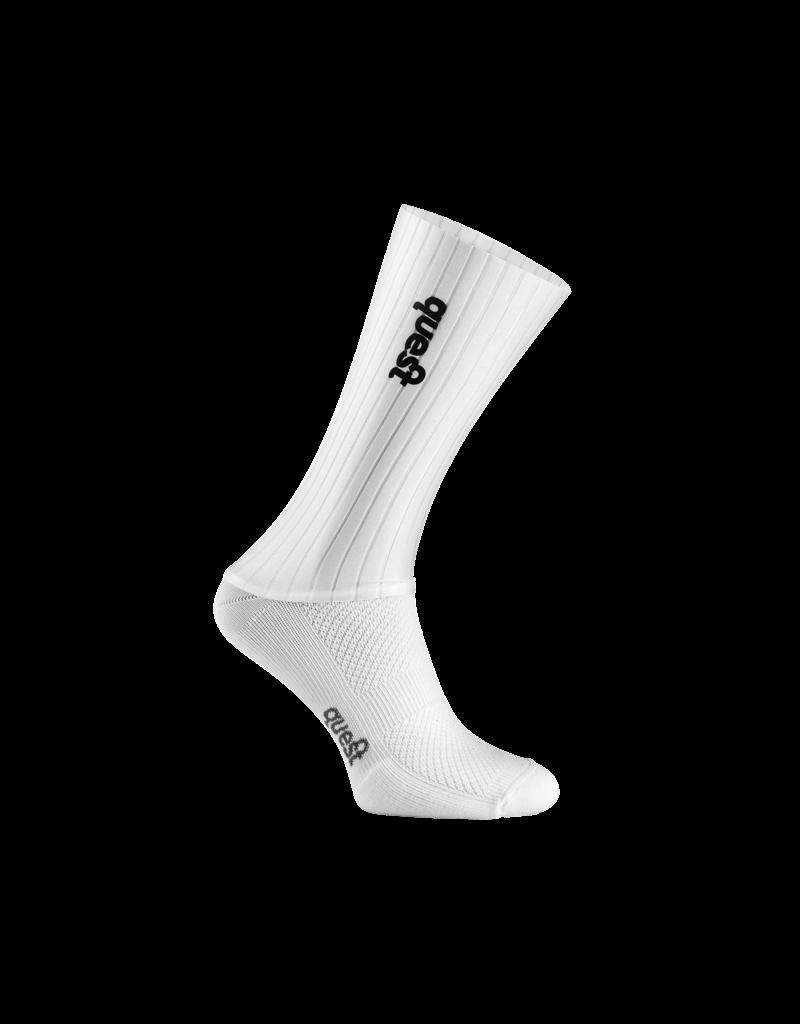 Quest  Aero Socks White