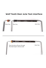 Wolf Tooth Components  Wolf Tooth Rear Axle for X-12