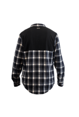 Handup  FlexTop Flannel - Navy & White