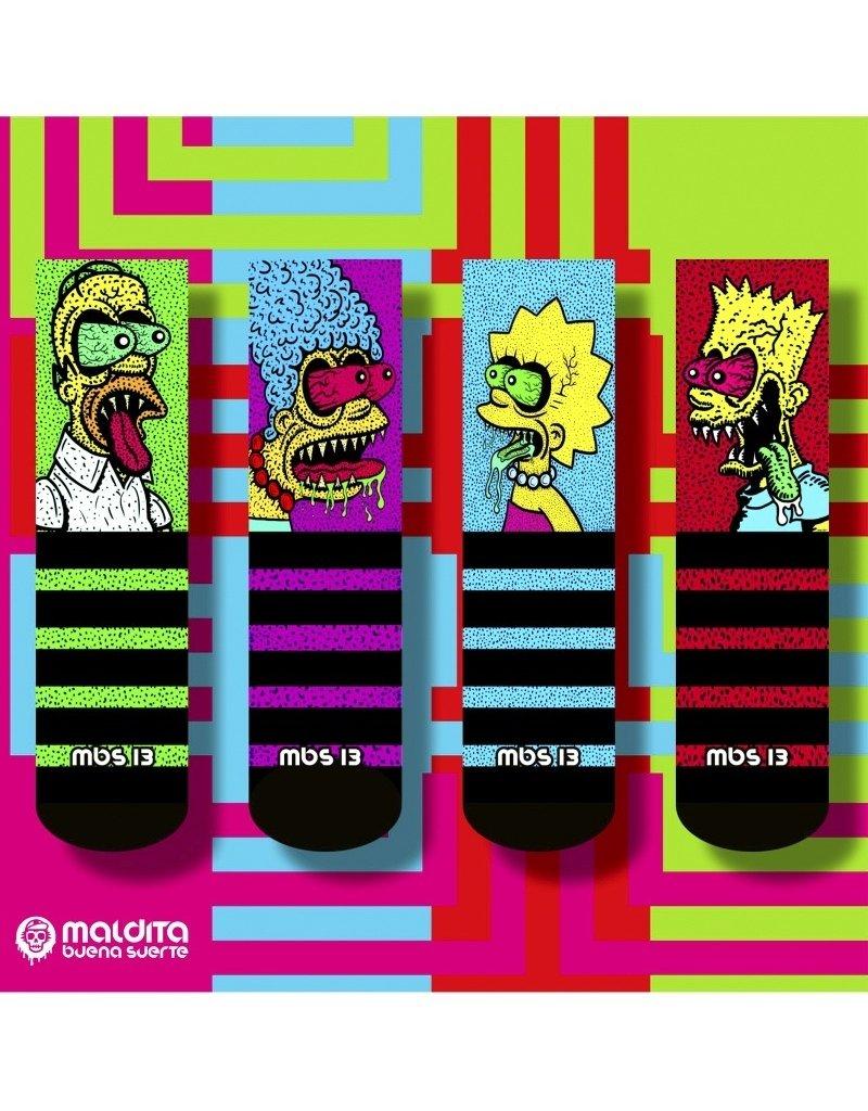 Maldita Buena Suerte  Coronavirus-Homer