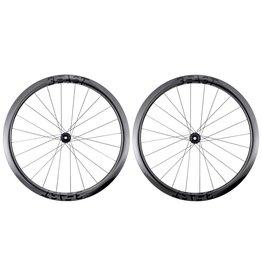 Beast Components  RR40 Carbon Wheelset  UD black