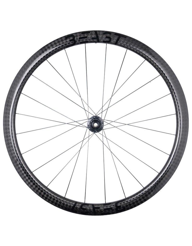 Beast Components  RR40 Carbon Wheelset  SQUARE black