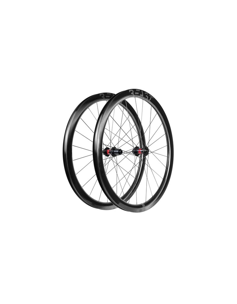 Beast Components  Gravel GR40 Wheelset carbon UD