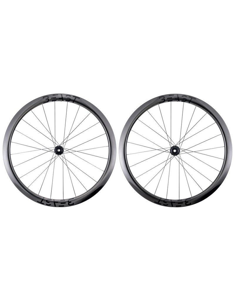 Beast Components  RX40 Carbon Wheelset UD black