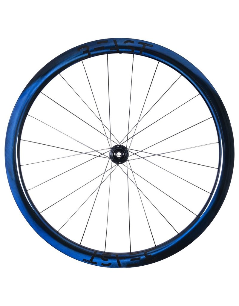 Beast Components  RX40 Carbon Wheelset  UD BLUE
