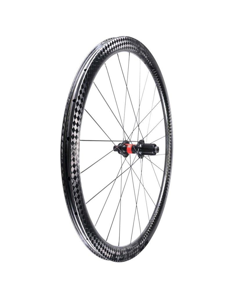 Beast Components  RX40 Carbon Wheelset  SQUARE black