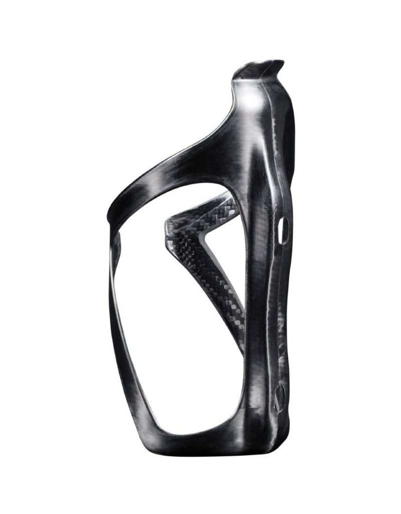 Beast Components  Beast Components Carbon Bottle Cage AMB - SQUARE Black