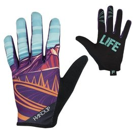 Handup  Mtn Life - Purple / Teal