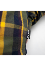 Handup  FlexTop Flannel - Gold & Olive