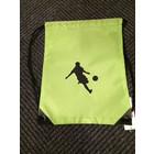 Gym/zwem tas met naam en afbeelding