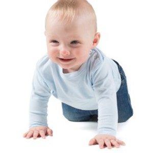Baby T-shirt met lange mouw