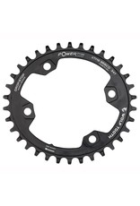 Wolf Tooth Components Elliptical 96 mm BCD Chainrings for Shimano XT M8000 and SLX M7000