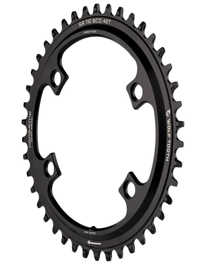 Wolf Tooth Components 110 BCD ASYMMETRIC 4-BOLT FOR SRAM CRANKS
