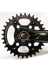 Wolf Tooth Components 96 mm BCD Chainrings for Shimano XTR M9000 and M9020