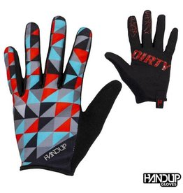 Handup  Ride Dirty - PRIZM - Red/Teal/Grey