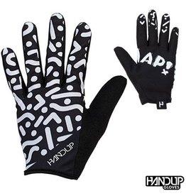 Handup Gloves Braaap - Switchback - Black/White