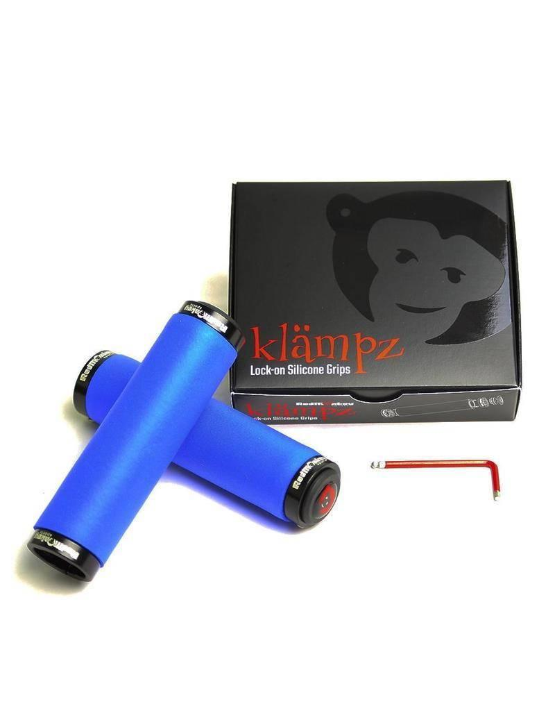 Redmonkey Sports KLÄMPZ LOCK-ON SILICONE GRIPS