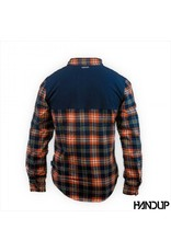 Handup  FlexTop Flannel - Orange