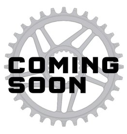 Wolf Tooth Components CAMO Aluminum Elliptical Chainrings for Shimano 12spd Hyperglide+ Chain