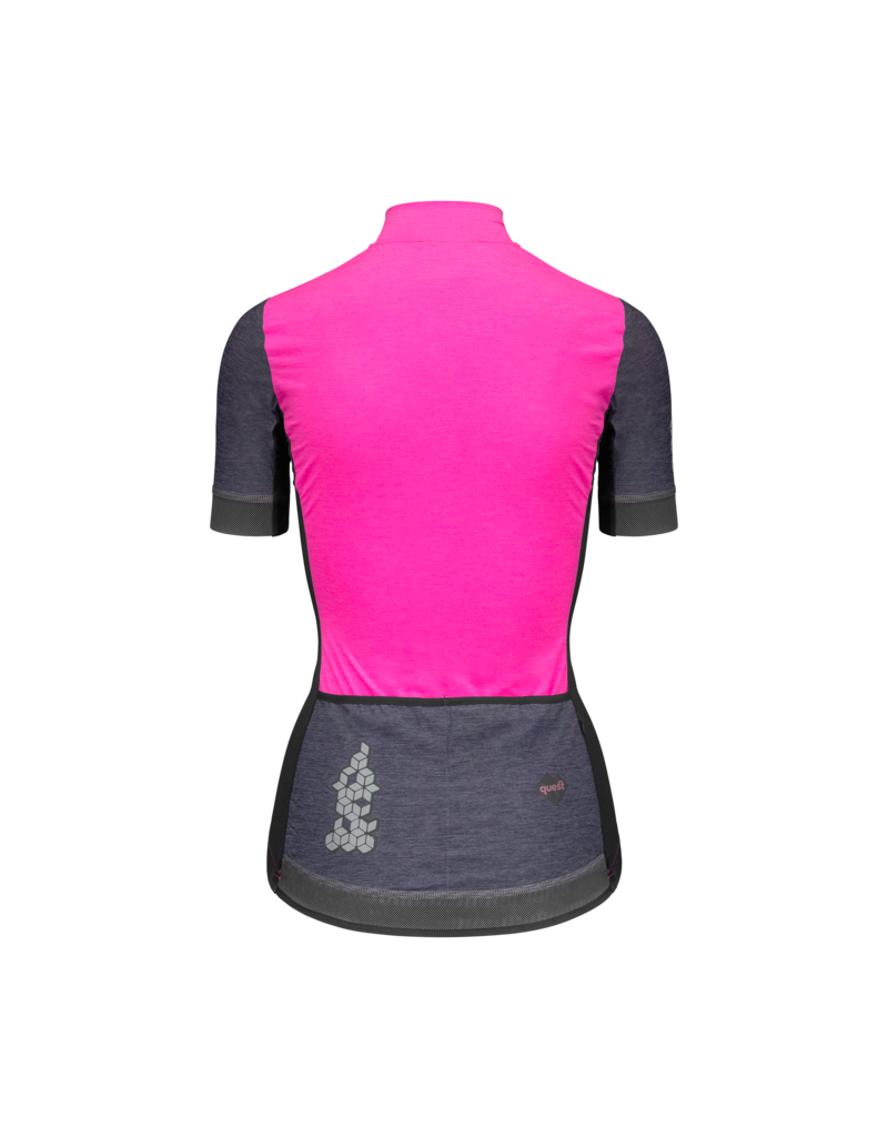 Quest  Jersey Pro – Magnetic PINK ♀