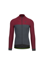 Quest  Jersey long sleeve – Magnetic Hipster Red ♂