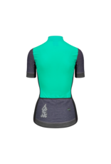 Quest  Jersey Pro – Magnetic GREEN ♀