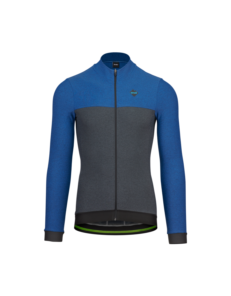 Quest  Jersey long sleeve – Magnetic Hipster Blue ♂