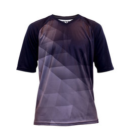 Handup  Short Sleeve Jersey - Black Prizm