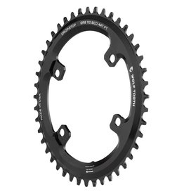 Wolf Tooth Components Elliptical 110 BCD Asymmetric 4-Bolt for Shimano GRX Cranks