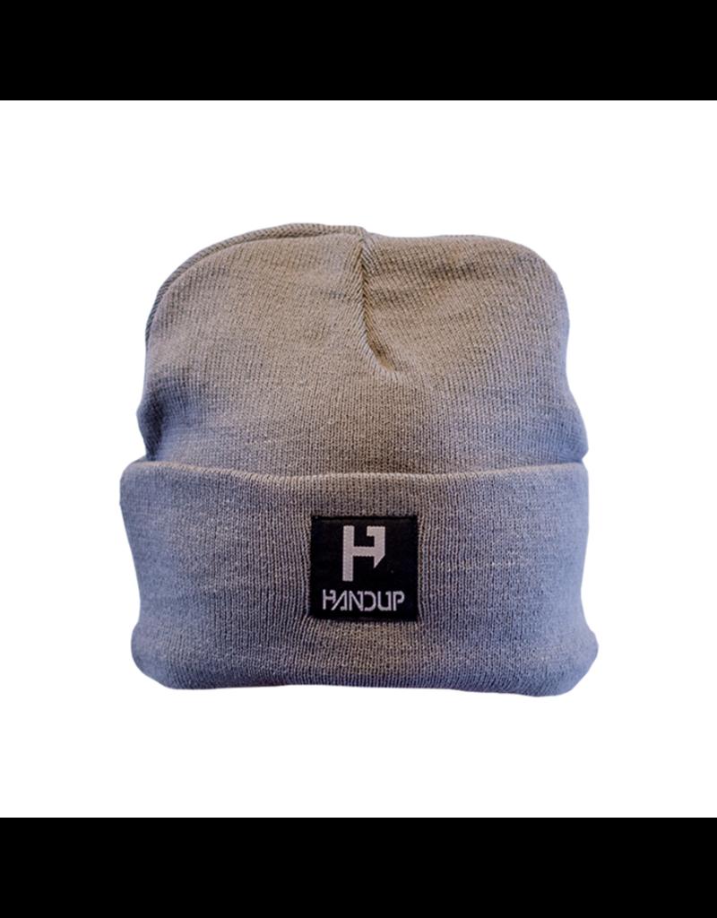 Handup  Beanie - H Logo Knitted - Grey