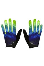 Handup  Gloves - Blue / Yellow Prizm
