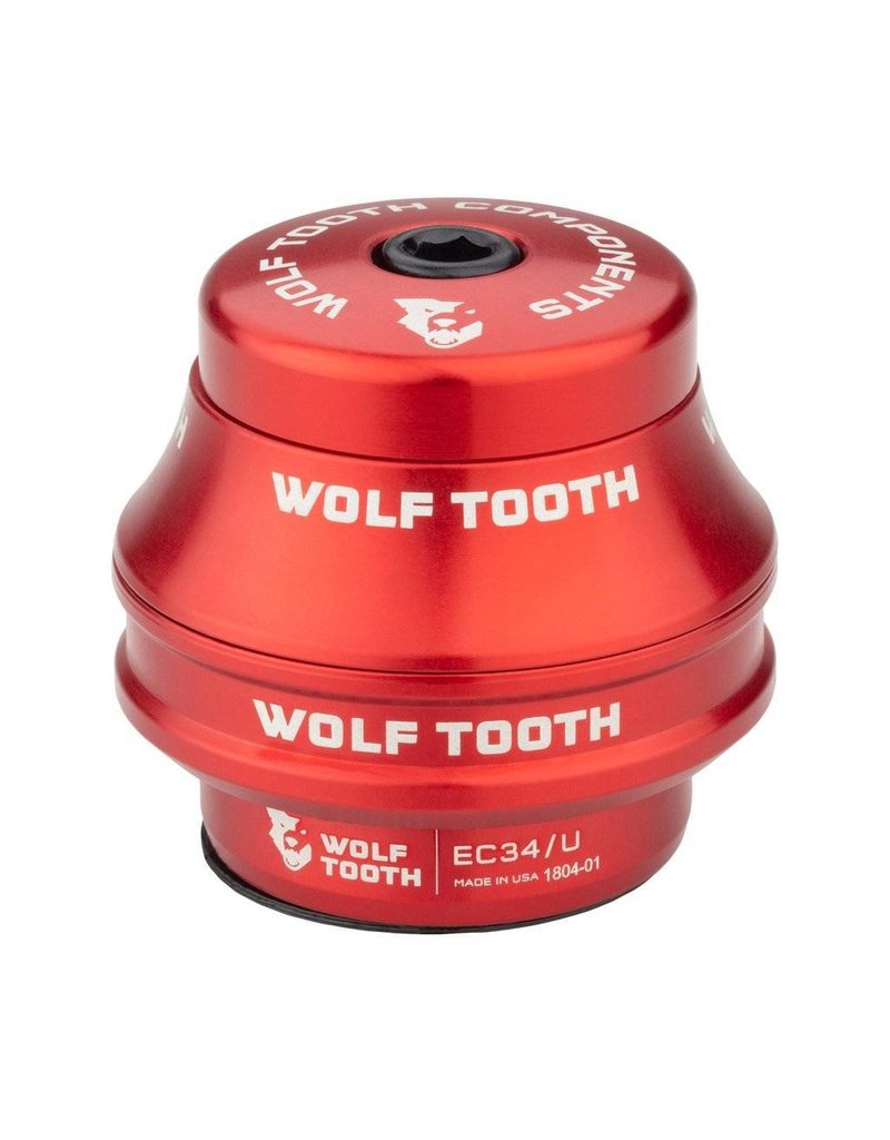 Wolf Tooth Components Wolf Tooth Performance EC Headsets - External Cup Boven