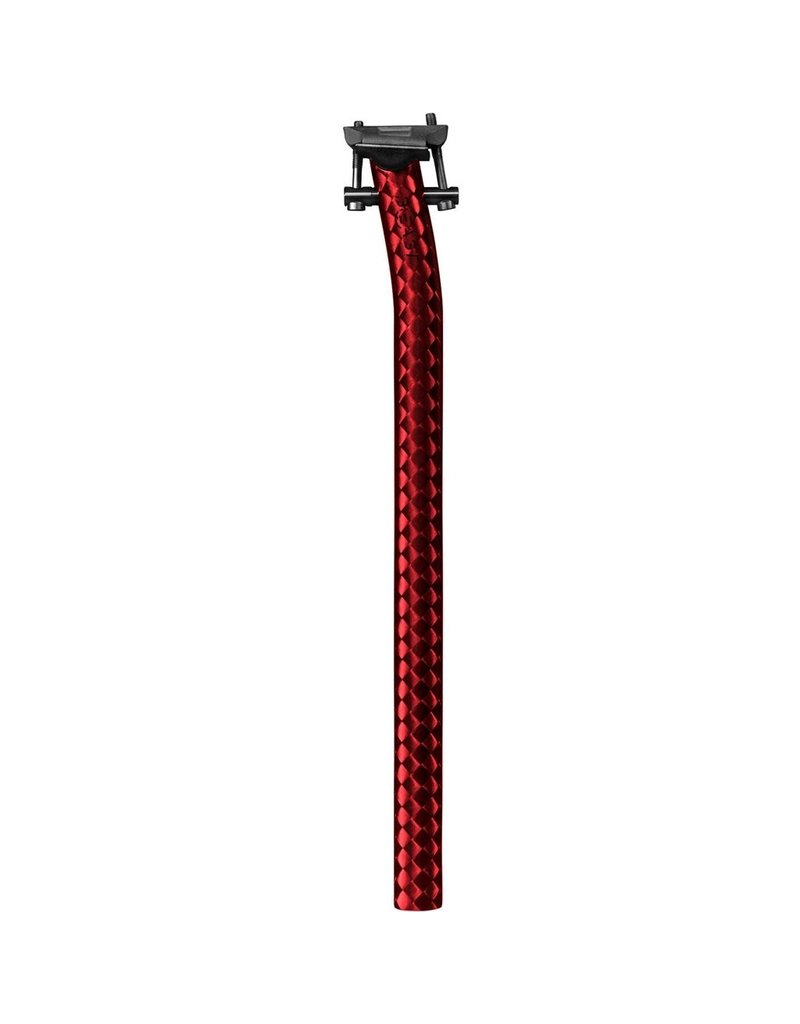 Beast Components  Beast Components Carbon Seatpost - Offset - SQUARE  Red