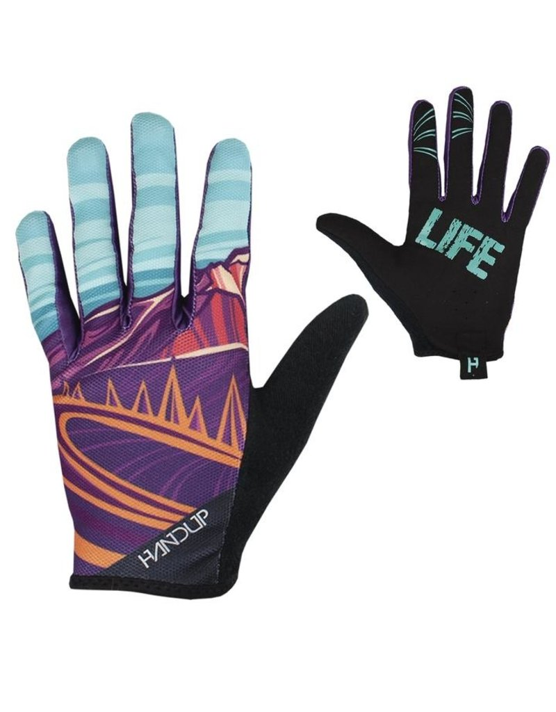 Handup  Mtn Life - Purple / Teal