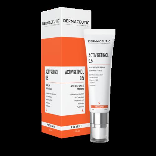 Dermaceutic Dermaceutic Activ Retinol Serum 0.5 - Anti-age serum - 30 ml