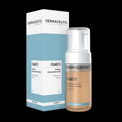 Dermaceutic Dermaceutic Foamer 15 - Exfoliant - 100 ml