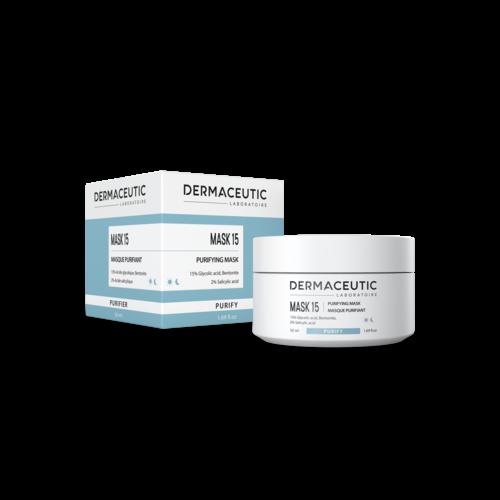 Dermaceutic Dermaceutic Mask 15 - Kleimasker - 50 ml