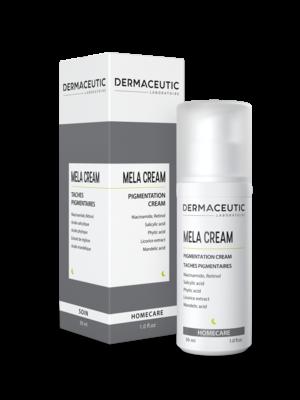 Dermaceutic Dermaceutic Mela Cream - Huid egaliserende creme - 30 ml