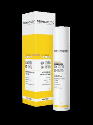 Dermaceutic Dermaceutic Sun Ceutic SPF 50 tinted - Zonbescherming - 50 ml
