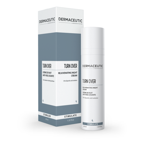 Dermaceutic Dermaceutic Turn Over - Verjongende creme - 40 ml