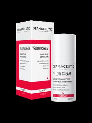 Dermaceutic Dermaceutic Yellow Cream - Huid egaliserende creme - 15 ml