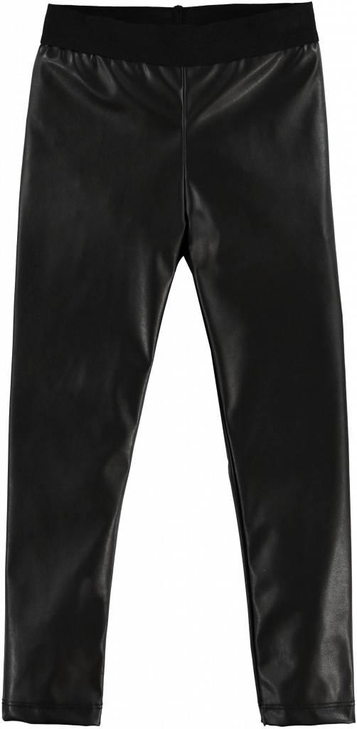 Zwart fake leather